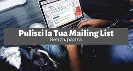 Lista email pulita